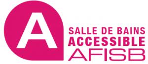 logo salle de bain accessible