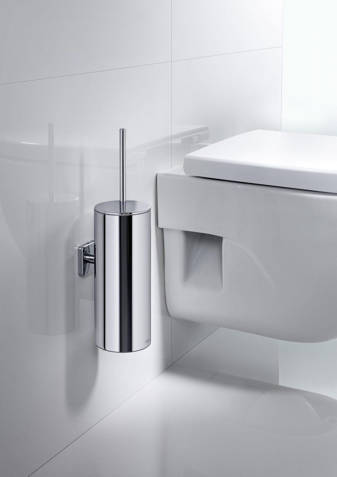 Fiche produit de la salle de bains ensemble brosse wc for Ensemble accessoires salle de bain wc