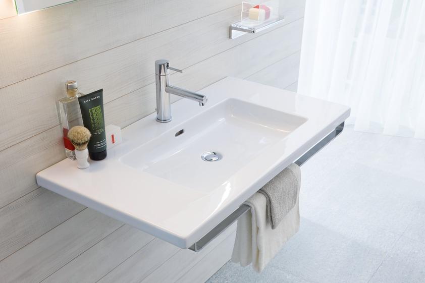 Porte-serviettes pour salle de bains LIVING de Laufen