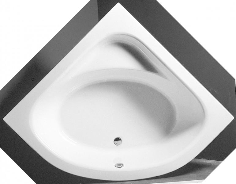 Baignoire d'angle bain et douche S50 de VitrA salle de bains