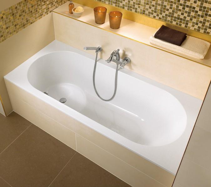 Baignoire bain-douche LIBRA de Villeroy & Boch
