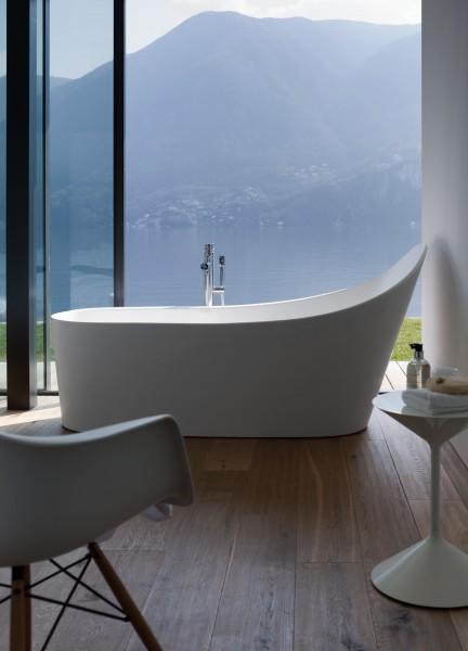 Baignoire en îlot pour salle de bains PALOMBA de Laufen