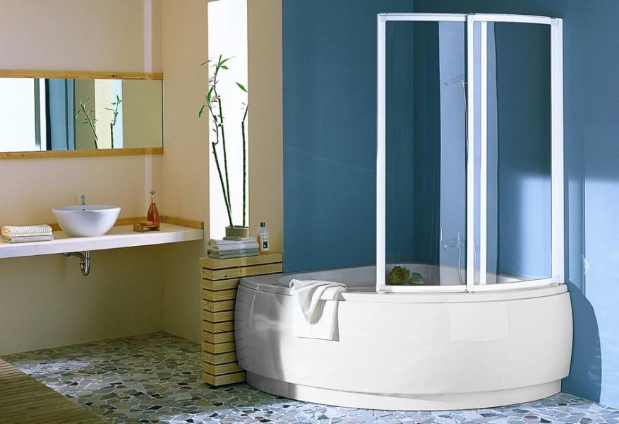 fiche produit de la salle de bains pare bains coulissant. Black Bedroom Furniture Sets. Home Design Ideas