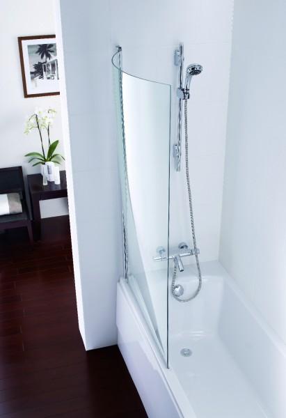 Pare-bains pivotant pour baignoire SPACIO de Jacob Delafon