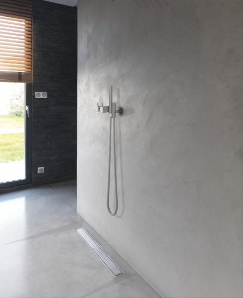 Caniveau de sol pour douche à carreler VENISION EXPERT de Wirquin Pro