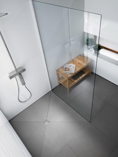 Siphon de sol pour douche à carreler IN DRAIN de Roca salle de bains