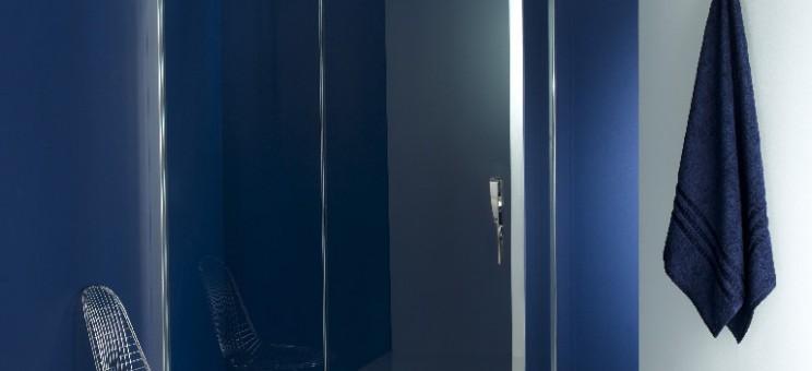 Porte coulissante de paroi de douche torsion de jacob delafon salle de bains - Paroi de douche jacob delafon ...
