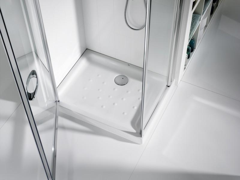 Receveur de douche à poser pour salle de bains MALTA de Roca