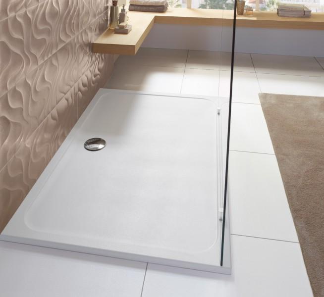 Receveur de douche à poser pour salle de bains LIFETIME de Villeroy & Boch