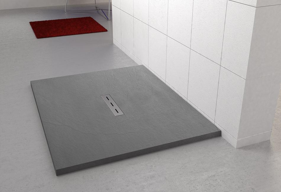receveur de douche kinestone
