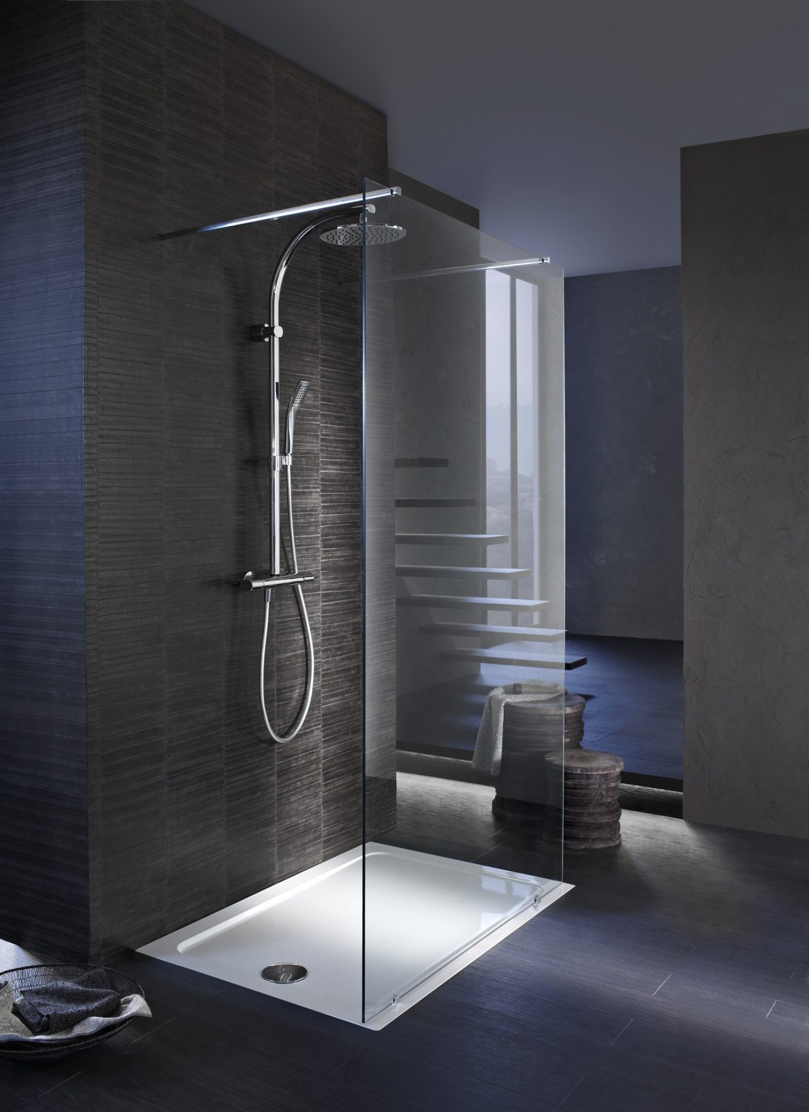 grand receveur de douche cheap receveurs de douche bass with grand receveur de douche grand. Black Bedroom Furniture Sets. Home Design Ideas