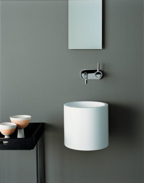 Lavabo cache siphon pour salle de bains WT.RS325 d'Alape