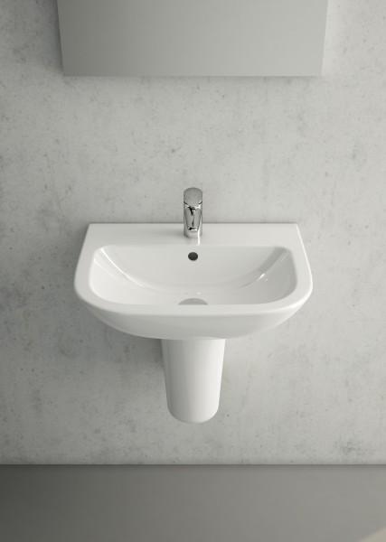 Lavabo cache syphon S20 de VitrA salle de bains