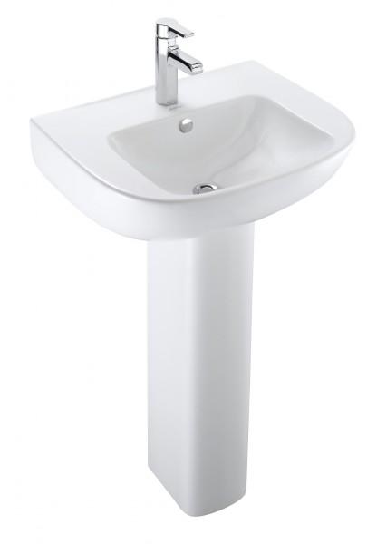 Lavabo colonne pour salle de bains ODEON UP de Jacob Delafon