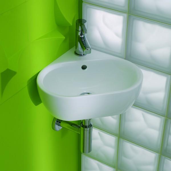 Lave-mains d'angle LOVELY d'Allia salle de bains