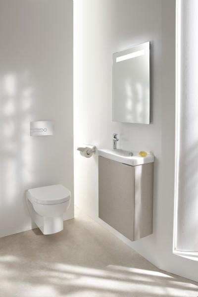 Lavabo lave-mains sur meuble ODEON UP de Jacob Delafon salle de bains