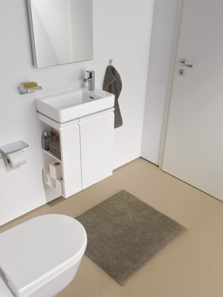 Lavabo lave-mains sur meuble LAUFEN PRO S de Laufen salle de bains