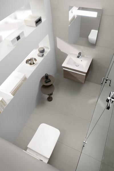 Lavabo lave-mains sur meuble VENTICELLO de Villeroy & Boch salle de bains