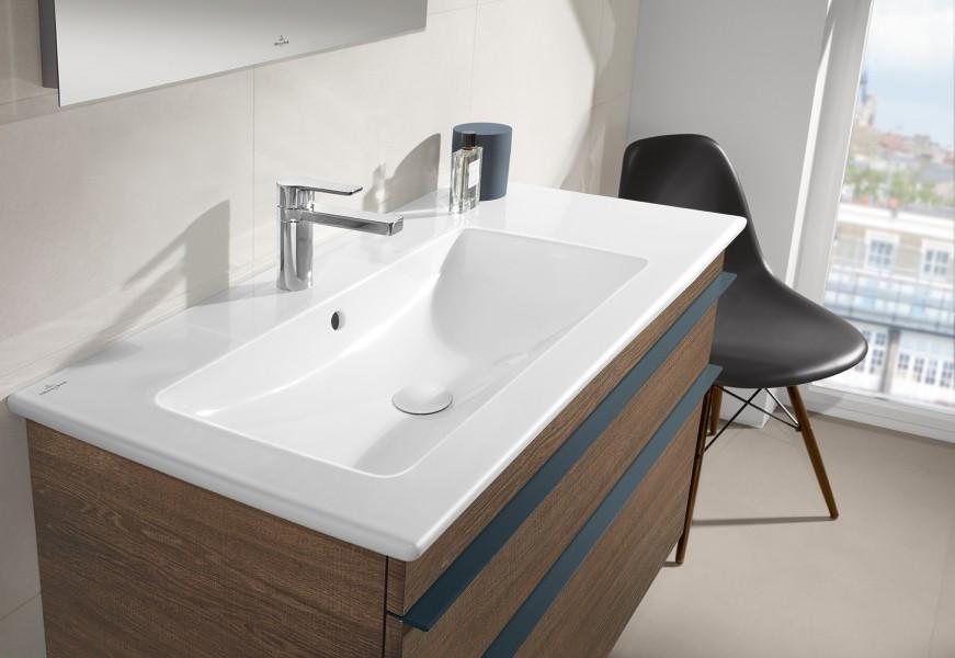 Lavabo plan de toilette à poser pour salle de bains VENTICELLO de Villeroy & Boch