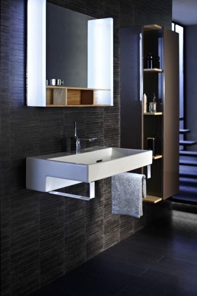 Lavabo plan de toilette autoportant pour salle de bains TERRACE de Jacob Delafon