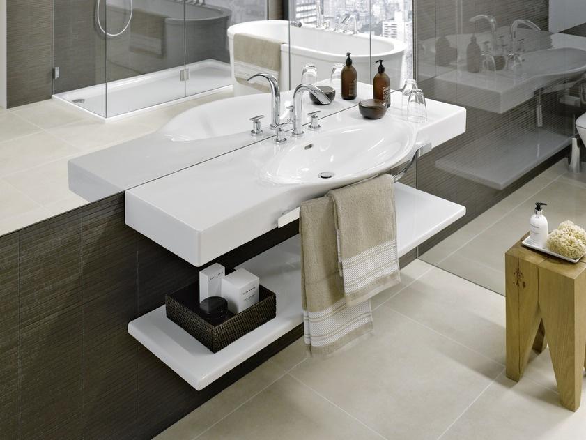 Les Lavabos Plans De Toilette Autoportant Fiche Produit