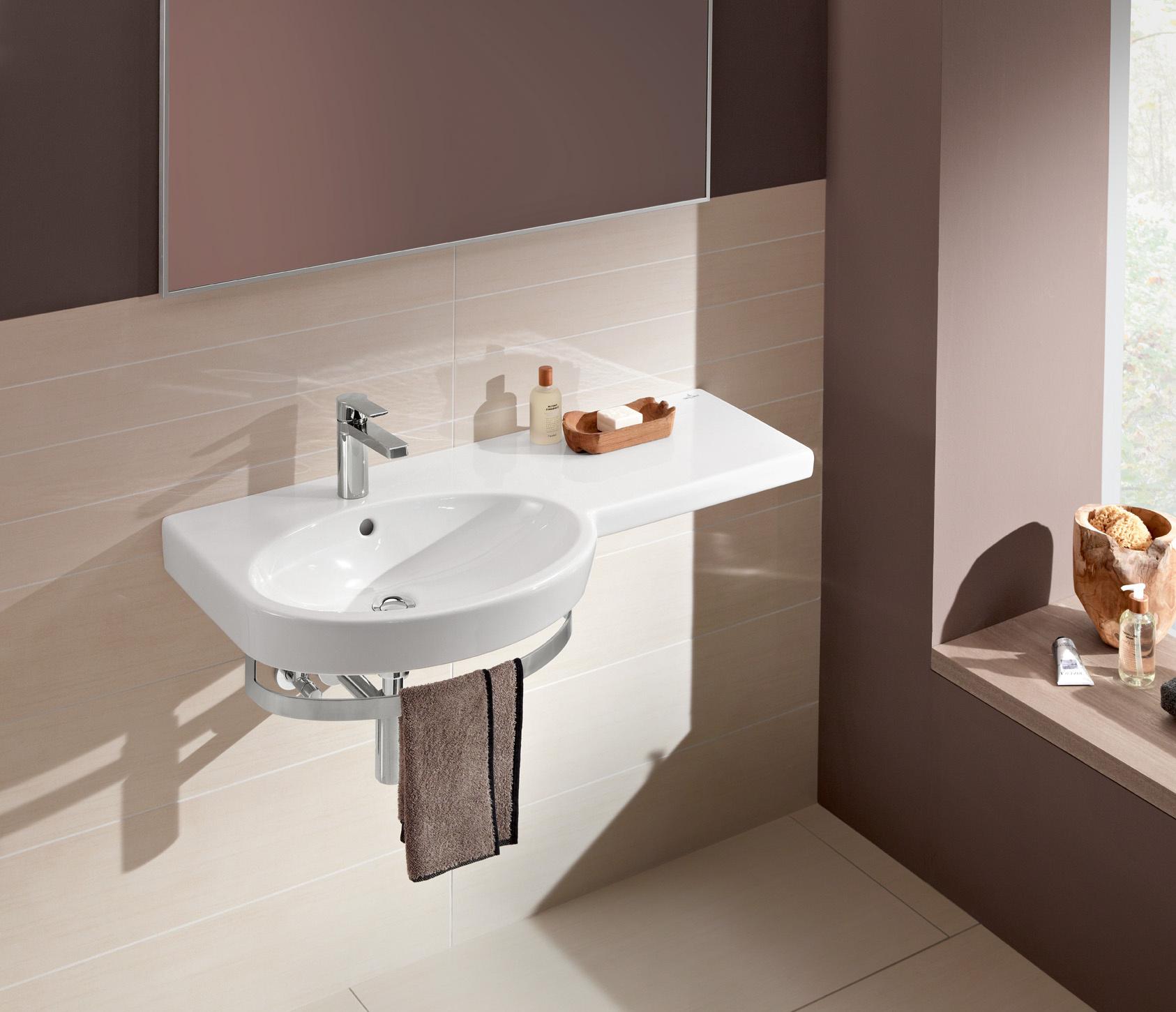 lavabos plan de toilette asym triques d angle fiche. Black Bedroom Furniture Sets. Home Design Ideas