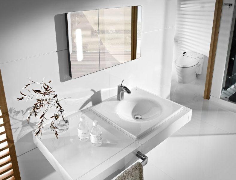 Vasques encastrer par dessus fiche produit for Lavabo kalahari