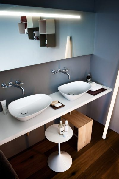 Vasque à poser pour salle de bains PALOMBA de Laufen
