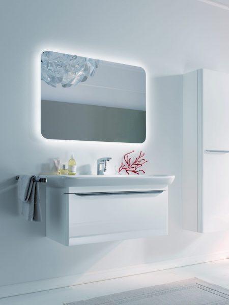 Miroir de salle de bains MYDAY d'Allia