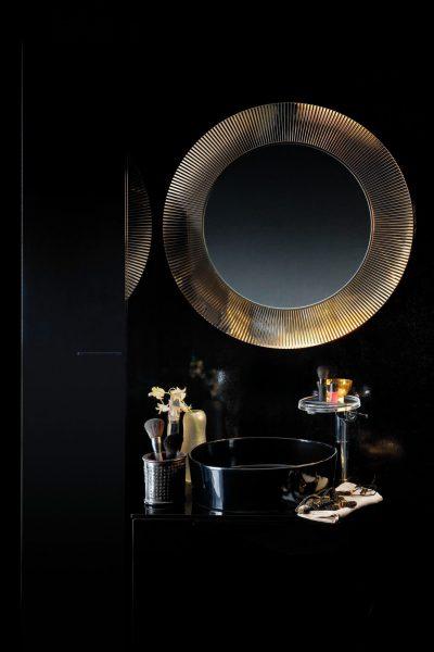 Miroir de salle de bains KARTELL BY LAUFEN