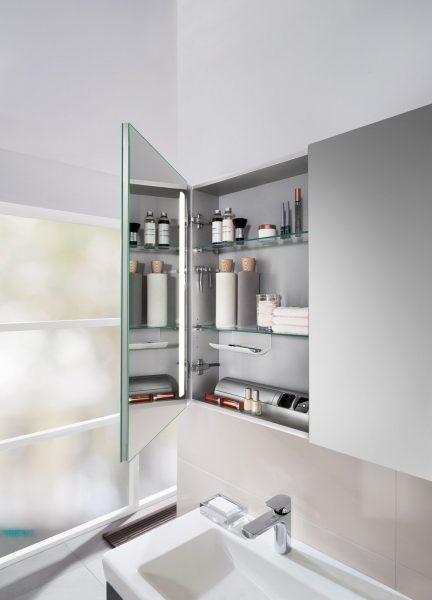 Armoire miroir de salle de bains MY VIEW de Villeroy & Boch