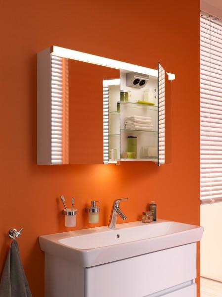 Armoire avec miroir pour salle de bain METROPOLE VitrA