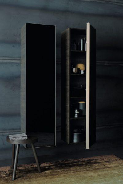 Meuble colonne salle de bains CITTERIO d'Allia