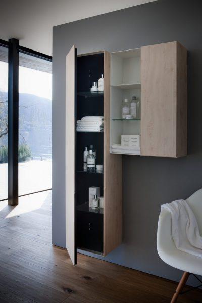 Meuble colonne de salle de bains PALOMBA de Laufen