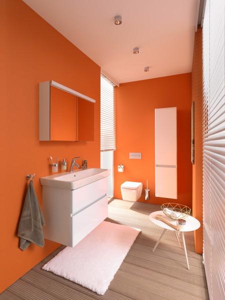 Meuble colonne de salle de bains METROPOLE VitrA