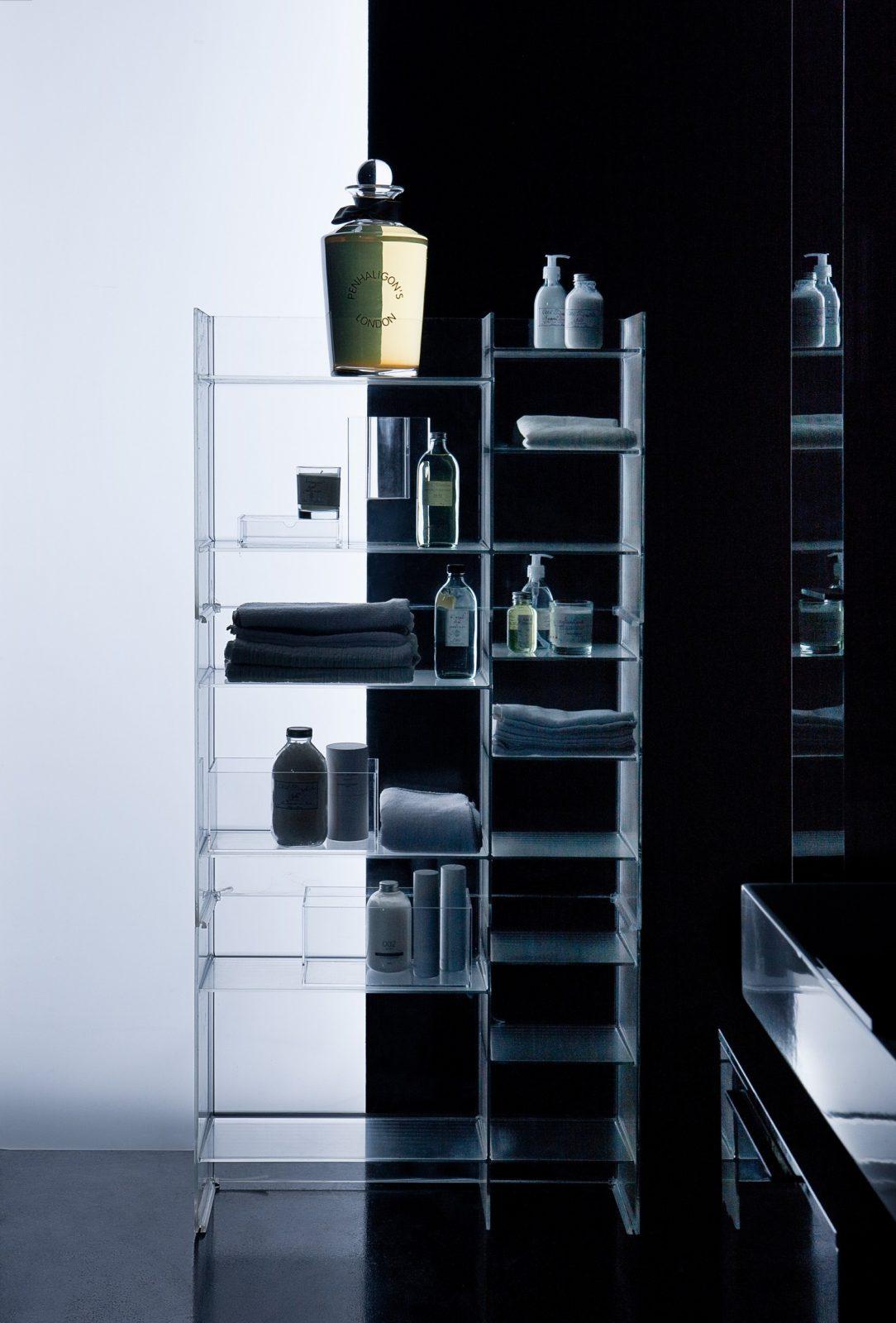 kartell salle de bain Etagère de salle de bains KARTELL BY LAUFEN