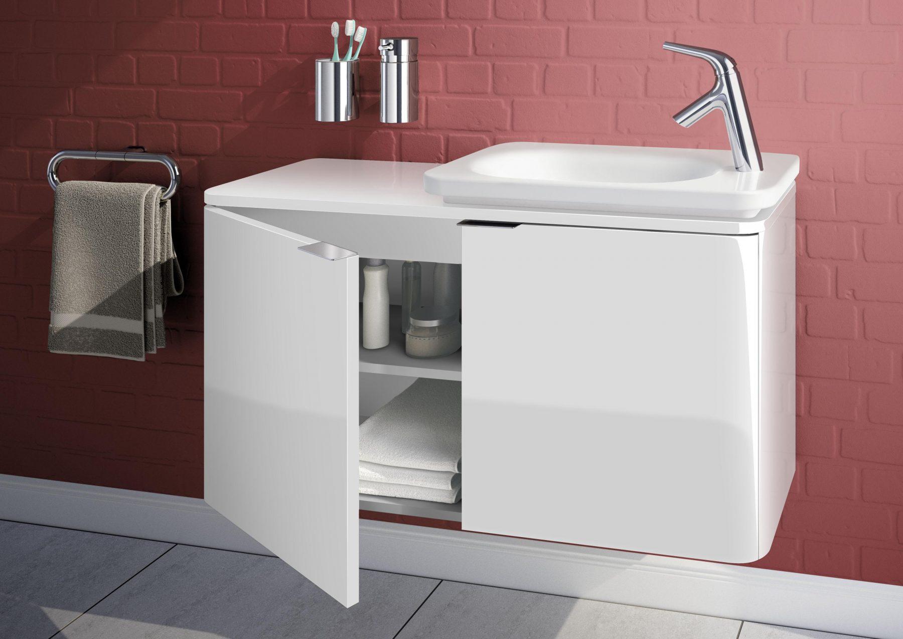 tous les meubles gain de place faible profondeur pour salle de bain. Black Bedroom Furniture Sets. Home Design Ideas