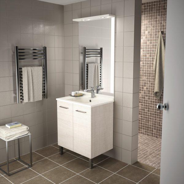 Mobilier de salle de bain fiche produit for Mobilier de bain