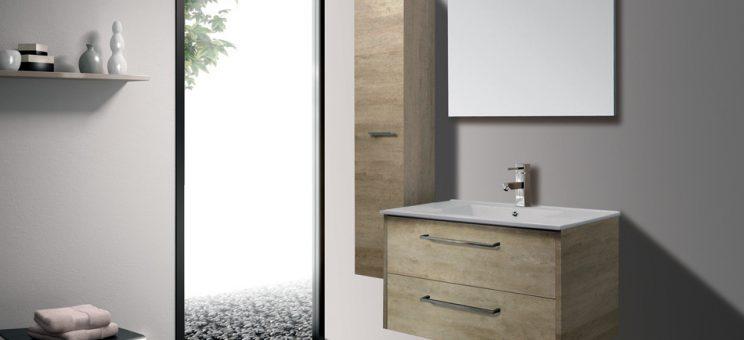 Mobilier de salle de bains suspendu FREE d\'Allibert | Salledebains.fr