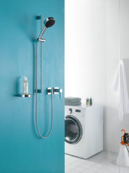 Robinet hydro pour collectivité IMO de Dornbracht salle de bains