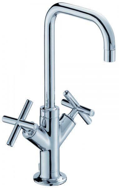Robinet mélangeur mono-trou pour salle de bains PURIST de Jacob Delafon