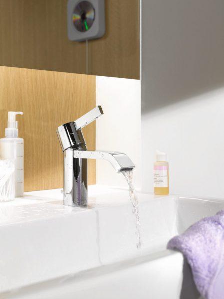 Robinet mitigeur classique IMO de Dornbracht salle de bains