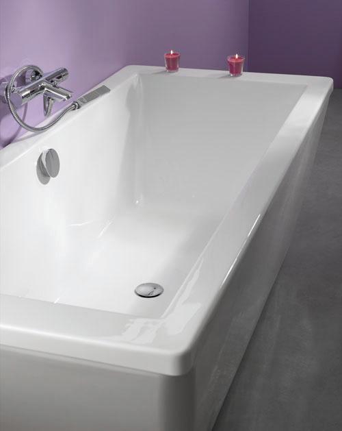 fiche produit vidage et syphon pour baignoire. Black Bedroom Furniture Sets. Home Design Ideas