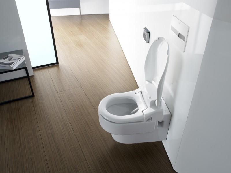 Abattant lavant WC MULTICLIN de Roca salle de bains