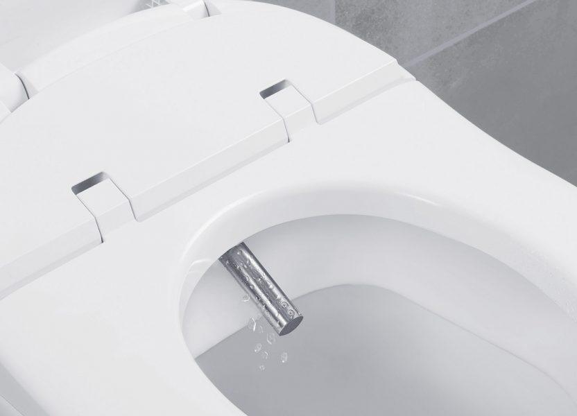 Abattant lavant WC VICLEAN de Villeroy & Boch salle de bains