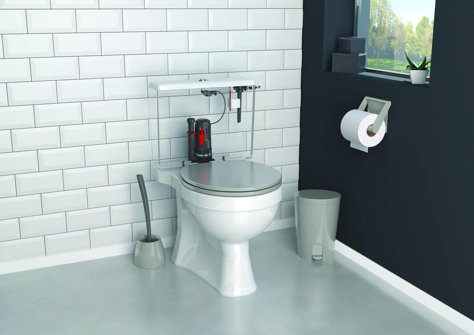 fiche produit m canisme universel de chasse d 39 eau wc. Black Bedroom Furniture Sets. Home Design Ideas