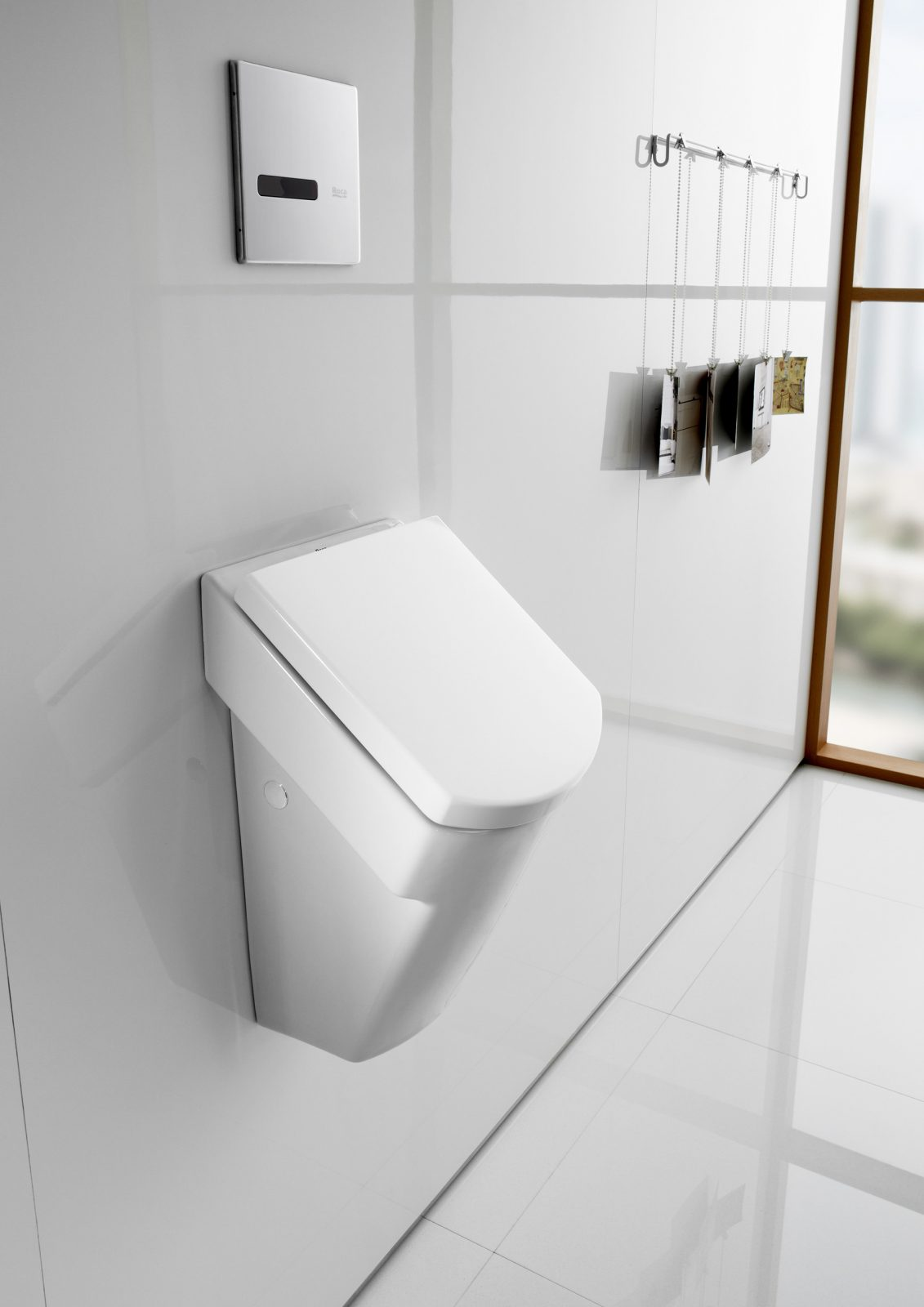 Norme Dtu Salle De Bain ~ urinoir domestique pour salle de bains hall de roca salledebains fr
