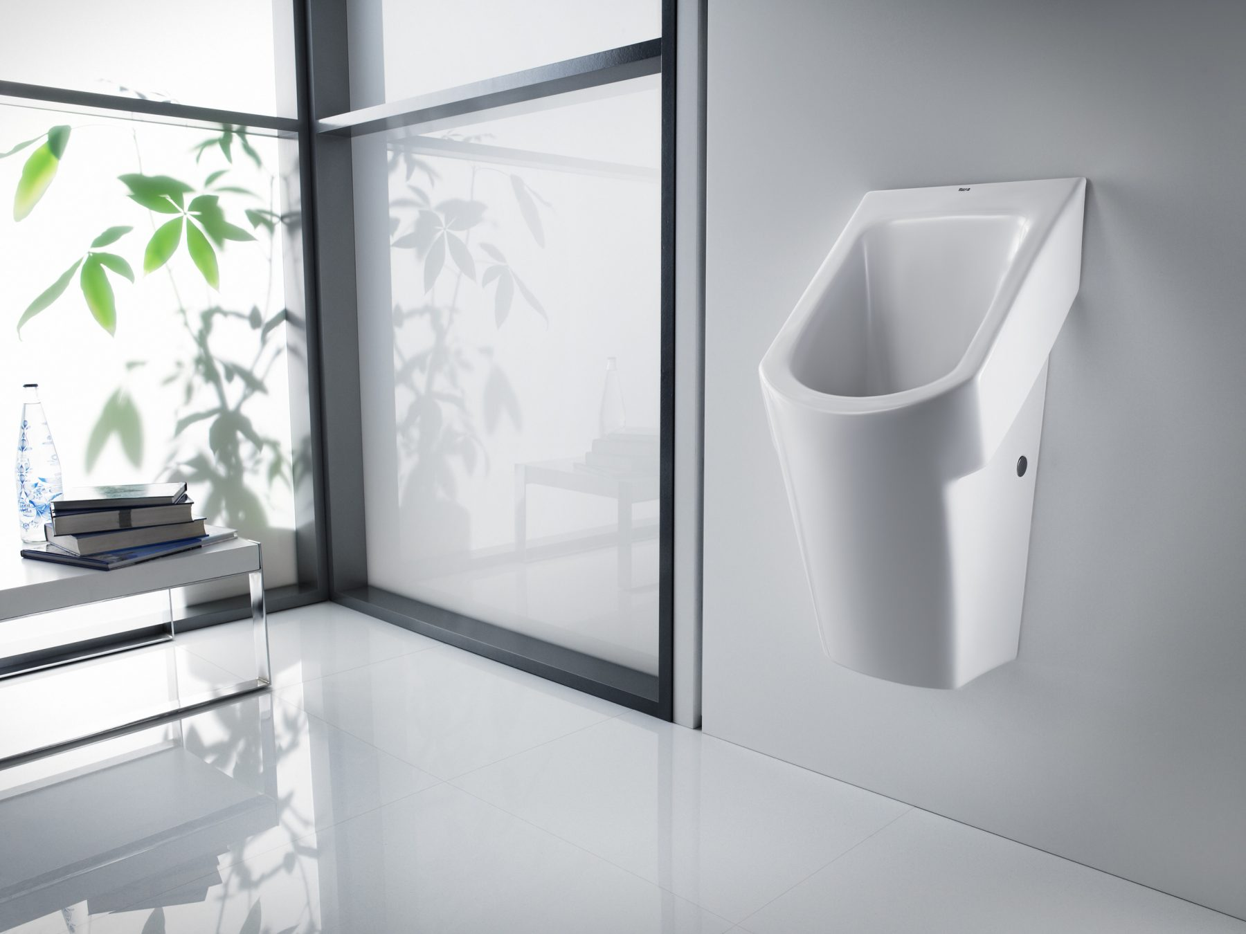 Salle De Bain Urinoir ~ urinoir sans eau hall de roca salle de bains salledebains fr