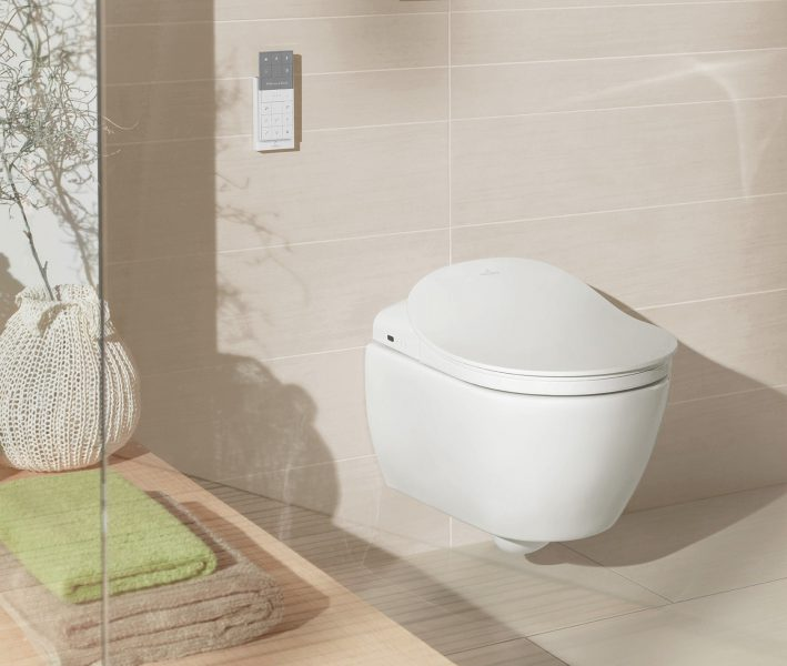 WC lavants VICLEAN-L de Villeroy & Boch salle de bains