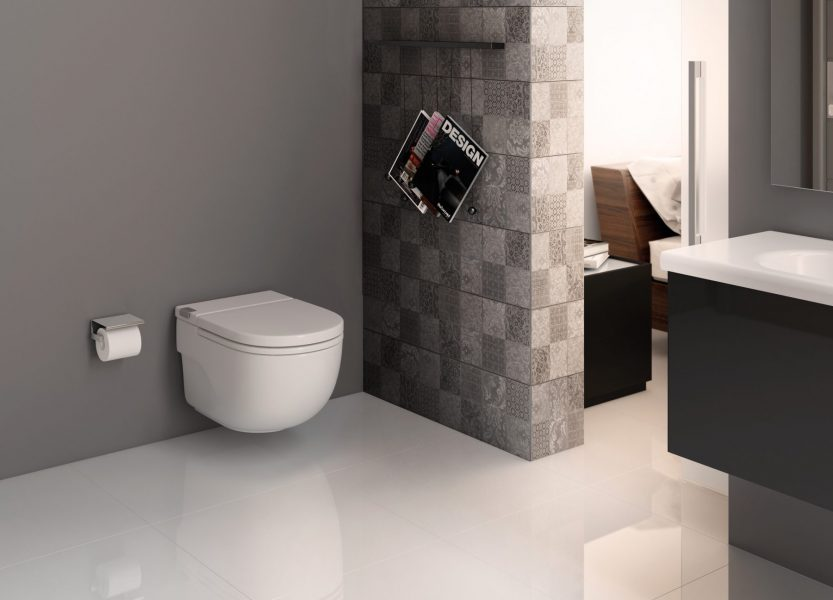 le wc suspendu dans la salle de bain fiche produit. Black Bedroom Furniture Sets. Home Design Ideas